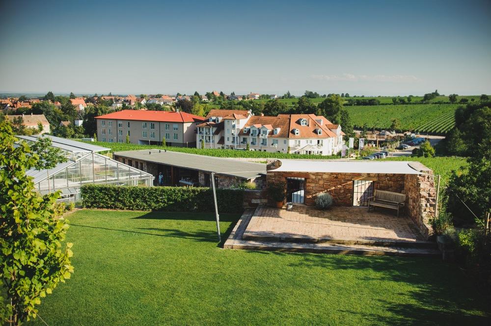 kräutergarten klostermühle edenkoben